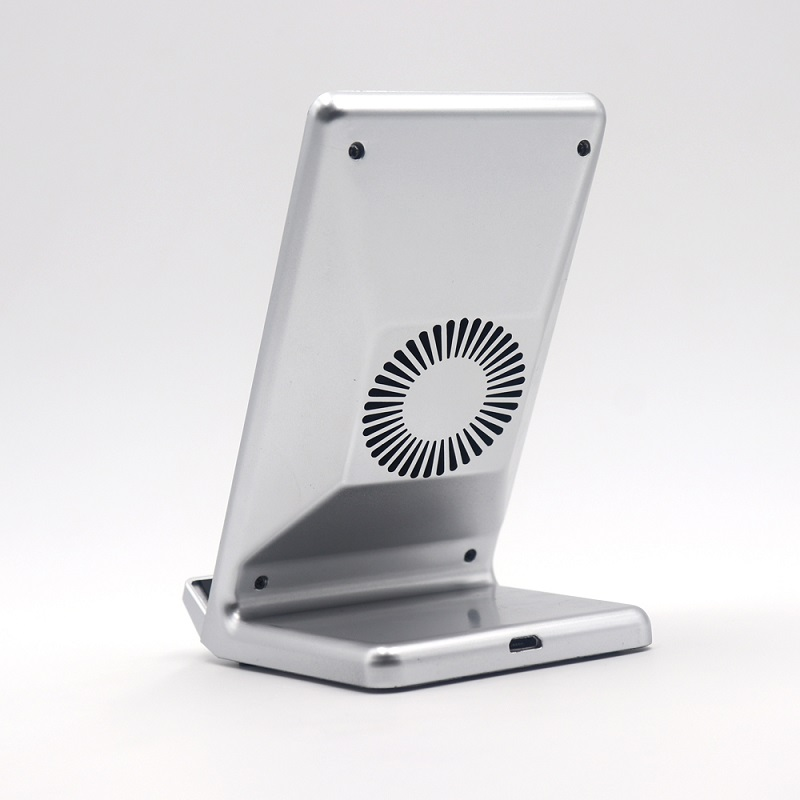 wireless charger with cooling fan WX